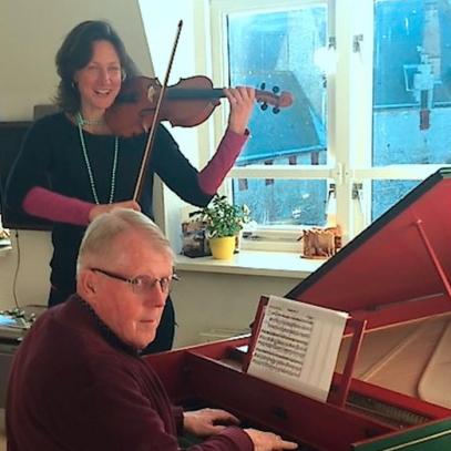 Pieter en Lydia Lock Down Concert